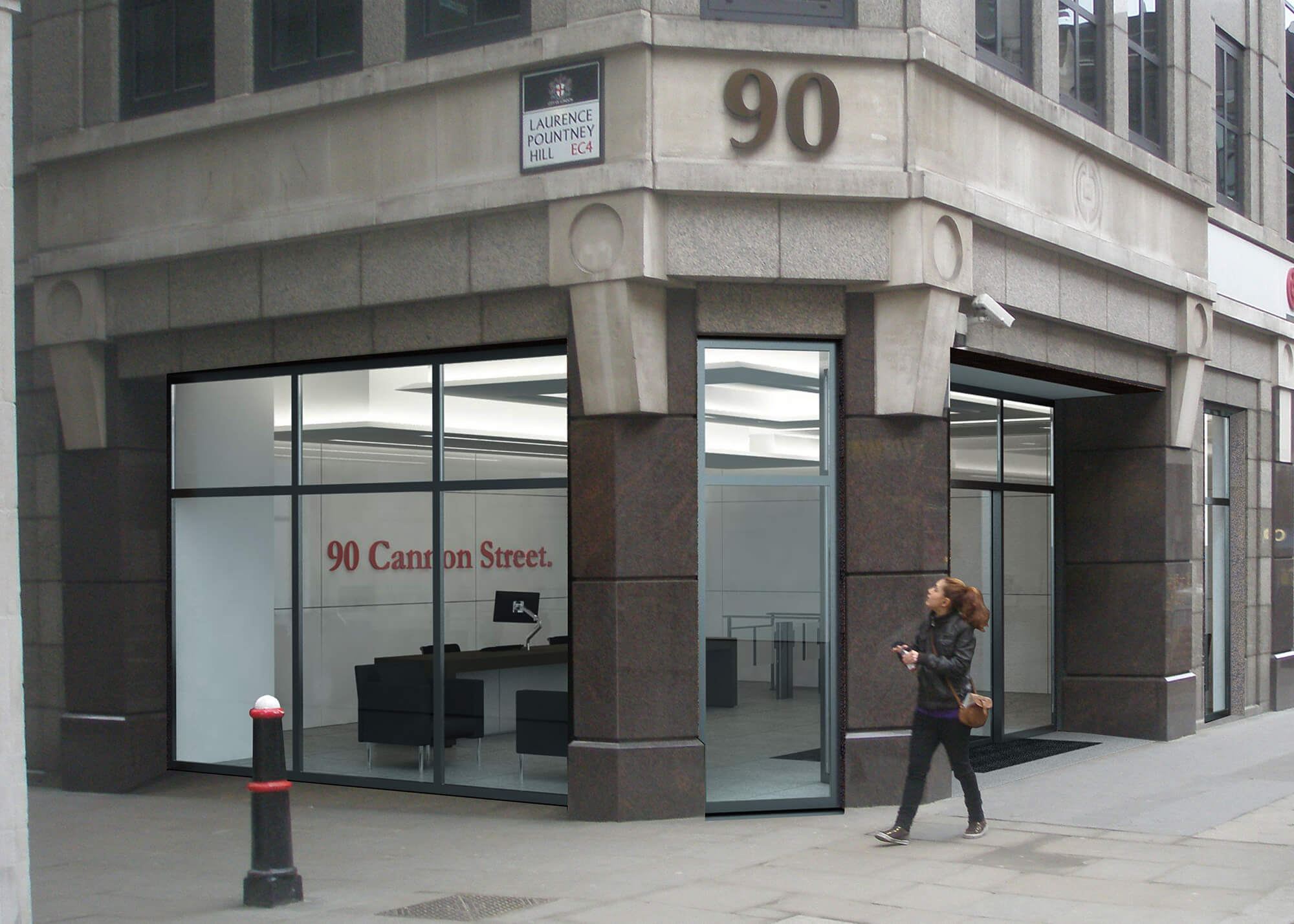 Aura Consulting Project - Bank of China 90 Cannon Street - 001