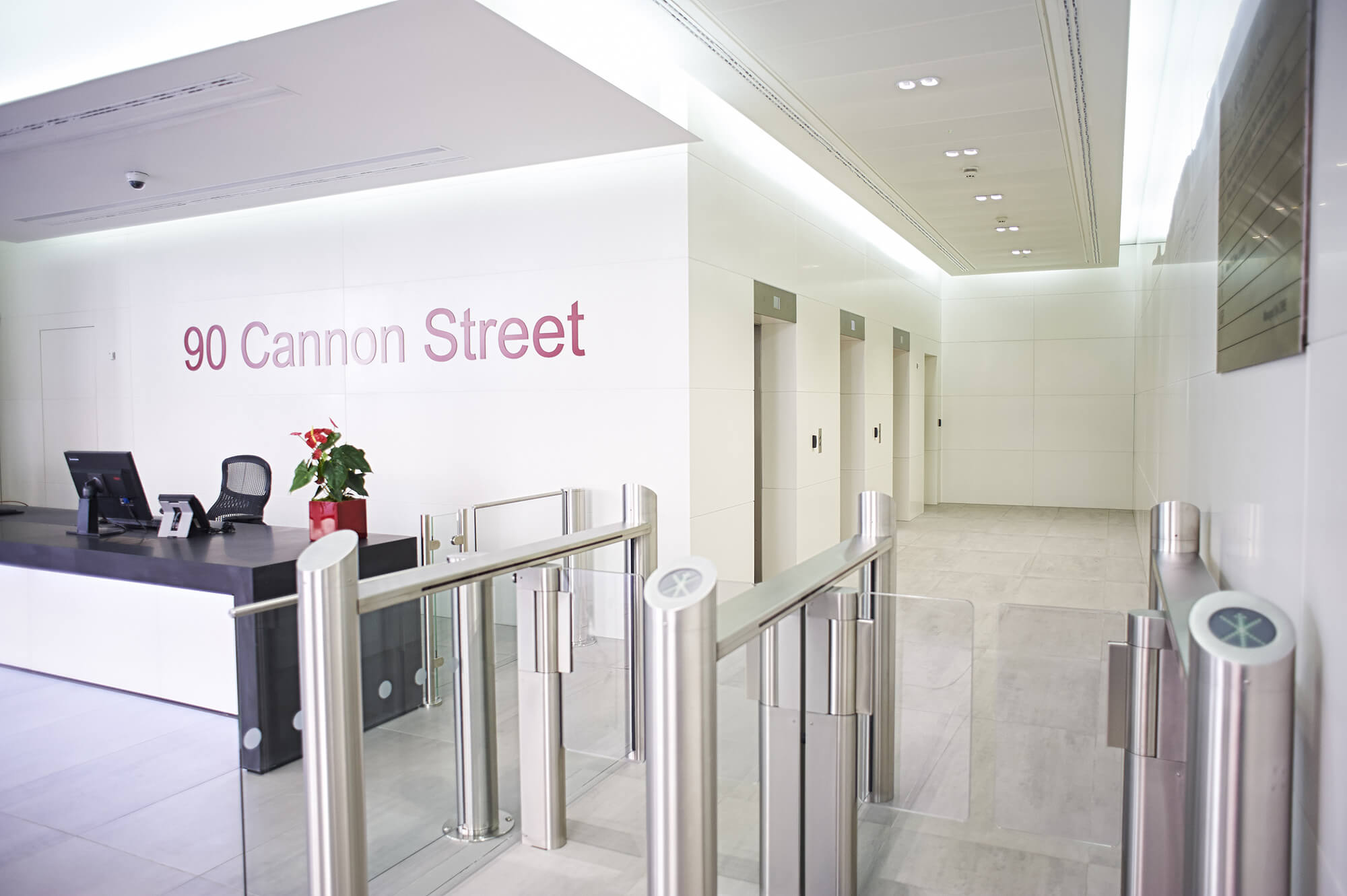 Aura Consulting Project - Bank of China 90 Cannon Street - 008