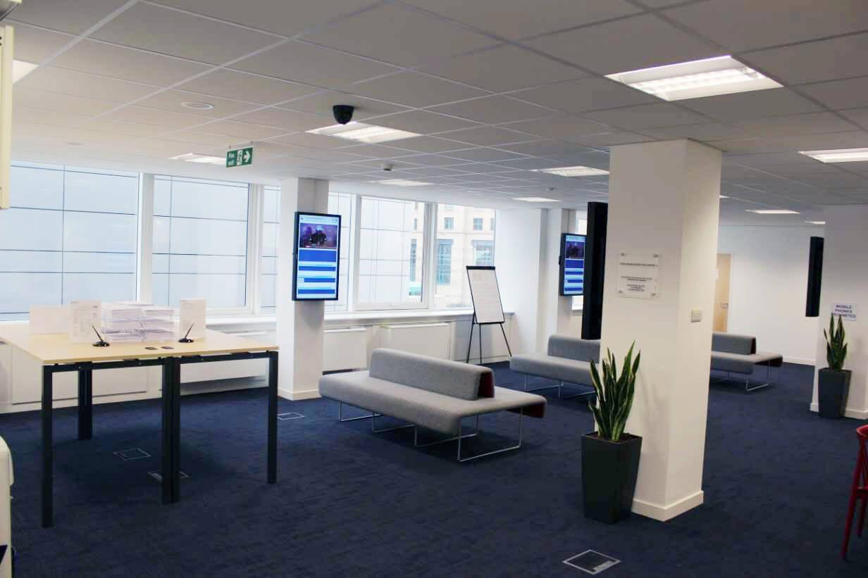 Aura Consulting Project - Chinese Visa Centre Edinburgh - 001