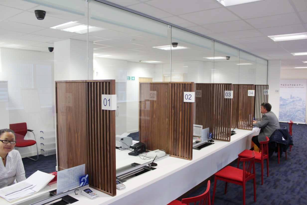 Aura Consulting Project - Chinese Visa Centre Edinburgh - 003