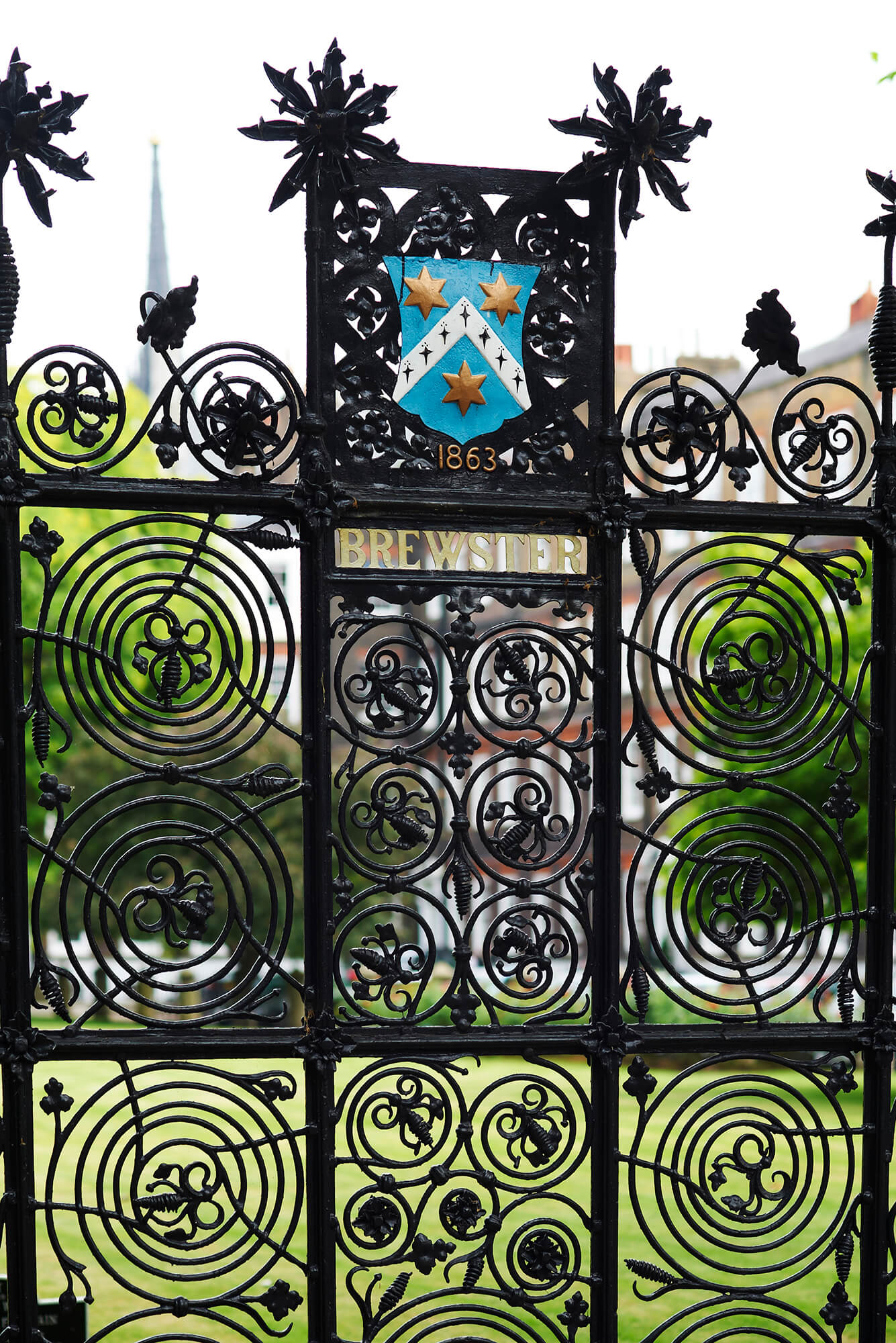 Aura Consulting Project - The Honourable Society of Lincoln's Inn - Gate