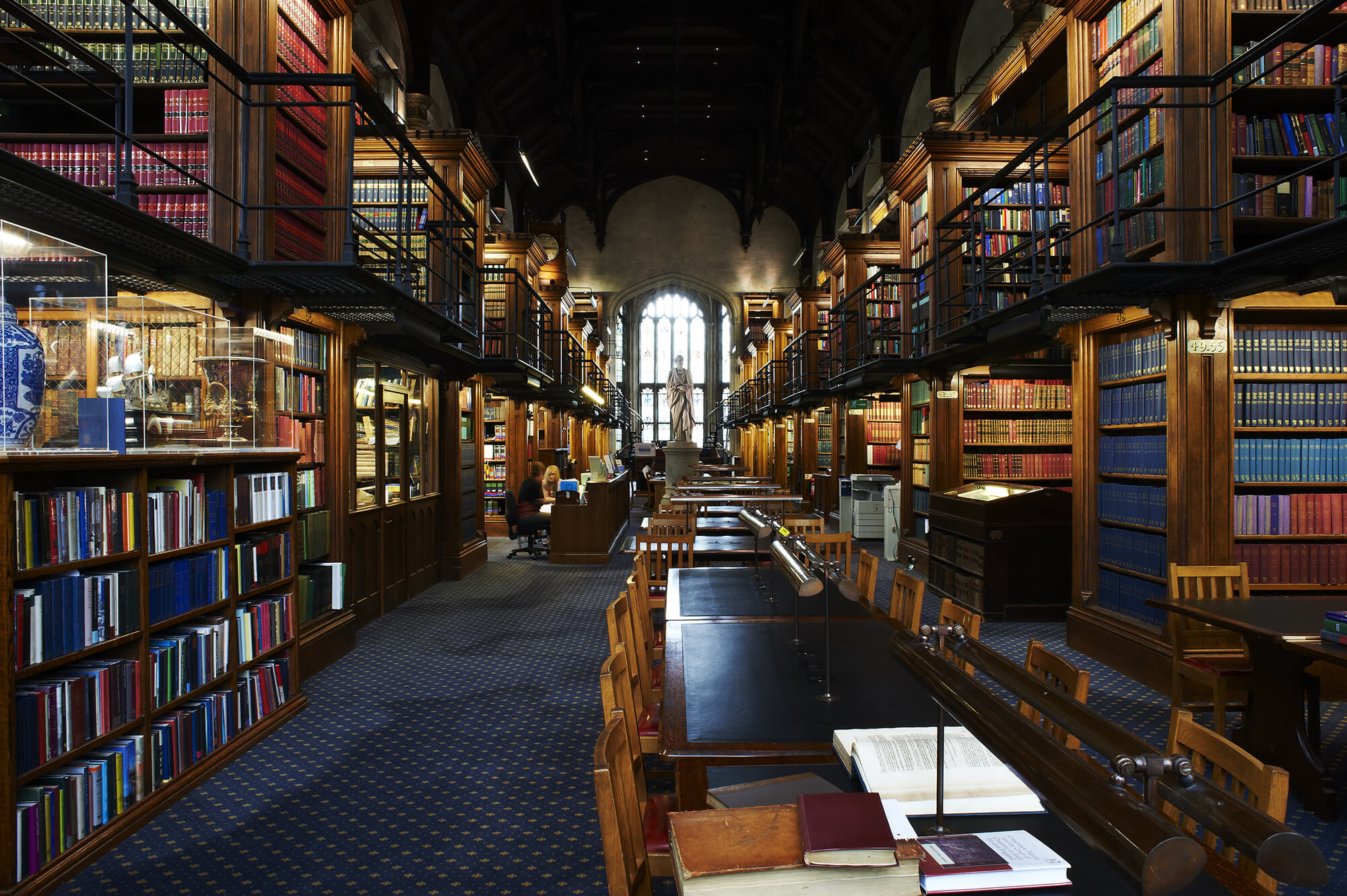 Aura Consulting Project - The Honourable Society of Lincoln's Inn - Library - 4