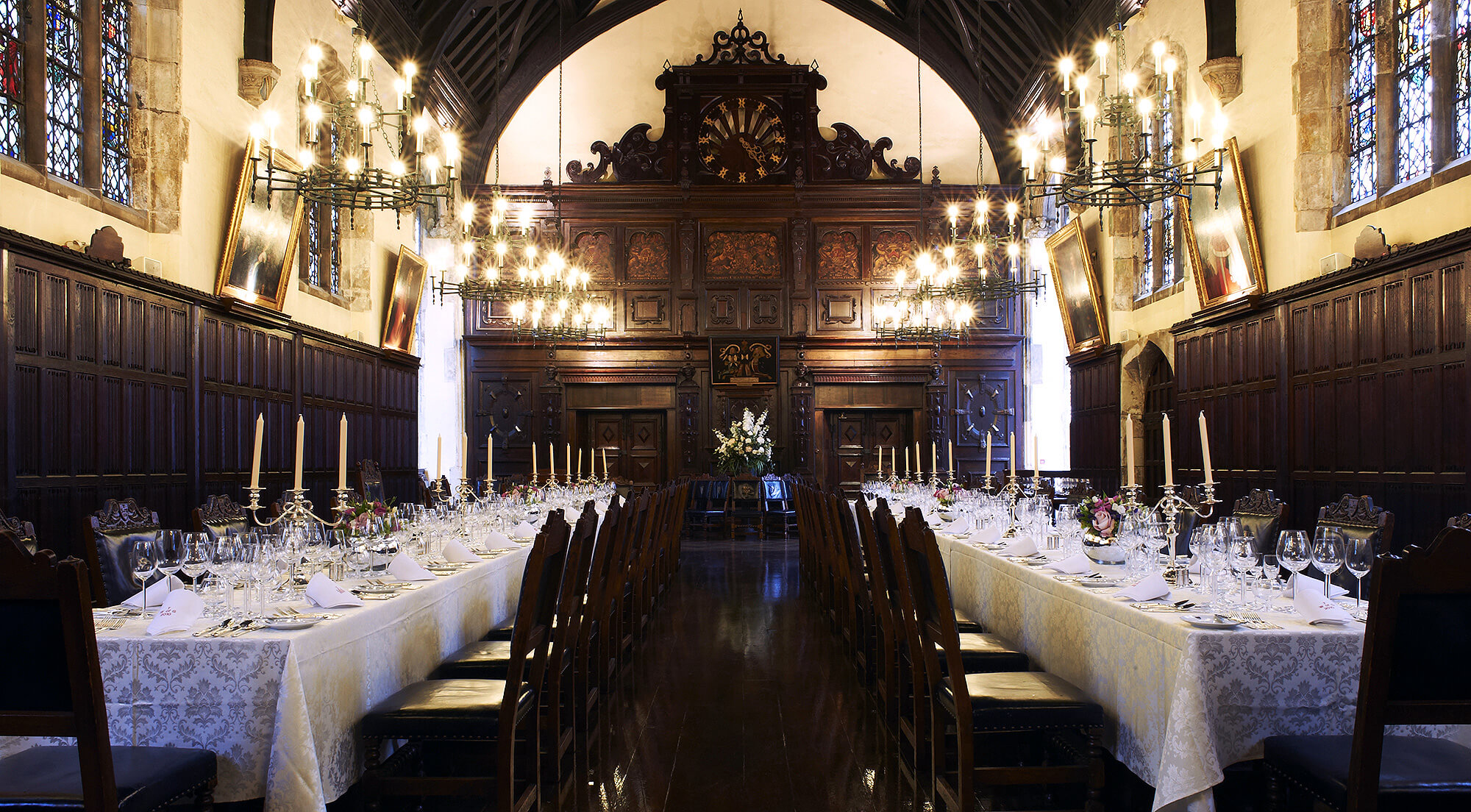 Aura Consulting Project - The Honourable Society of Lincoln's Inn - 002