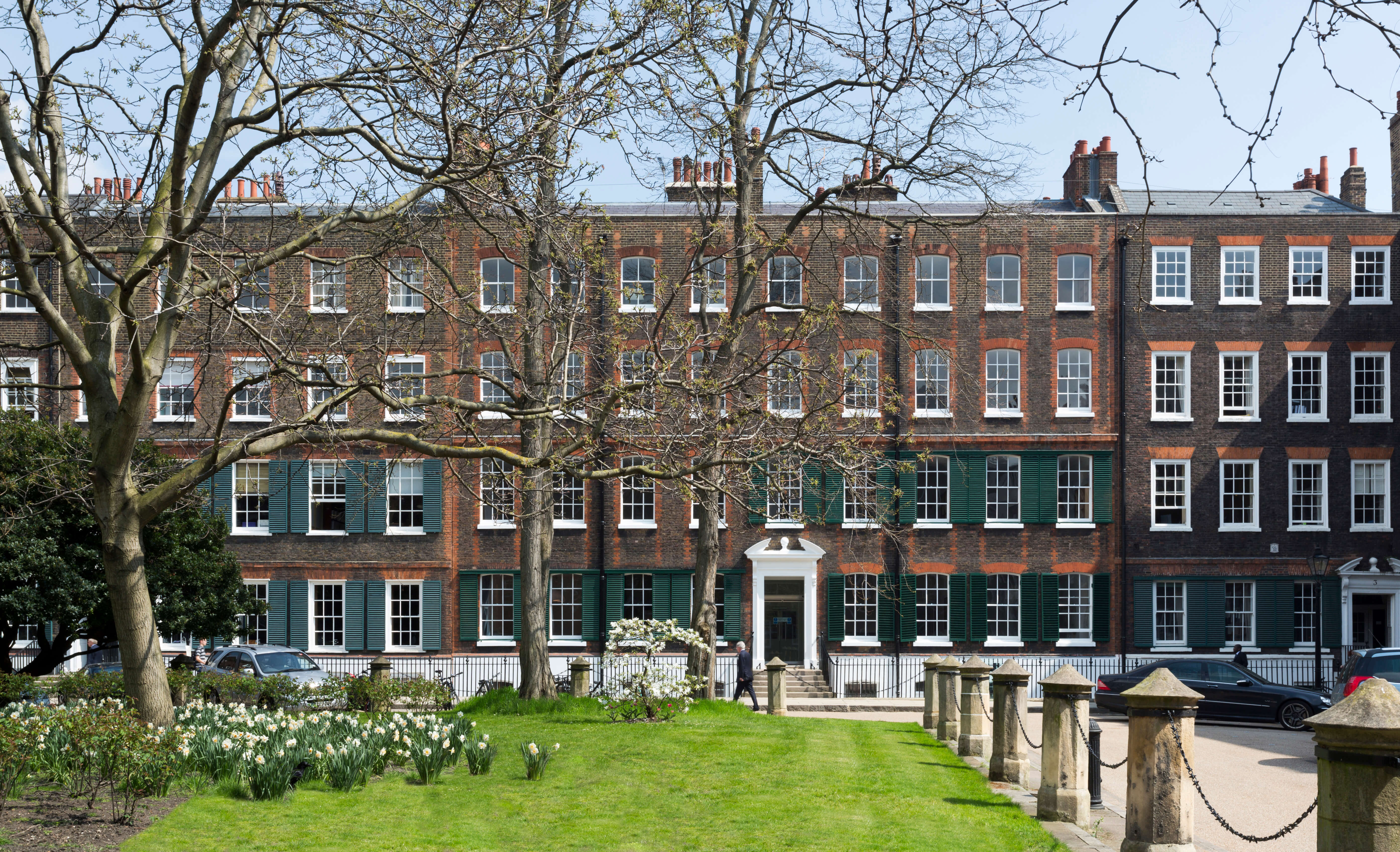 Aura Consulting Project - The Honourable Society of Lincoln's Inn - After 5