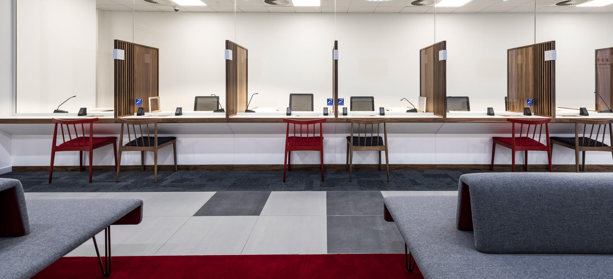 Aura Consulting Project: Bank of China Manchester - 011