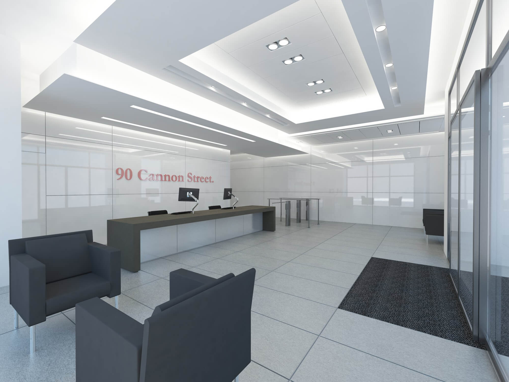 Aura Consulting Project - Bank of China 90 Cannon Street - 002