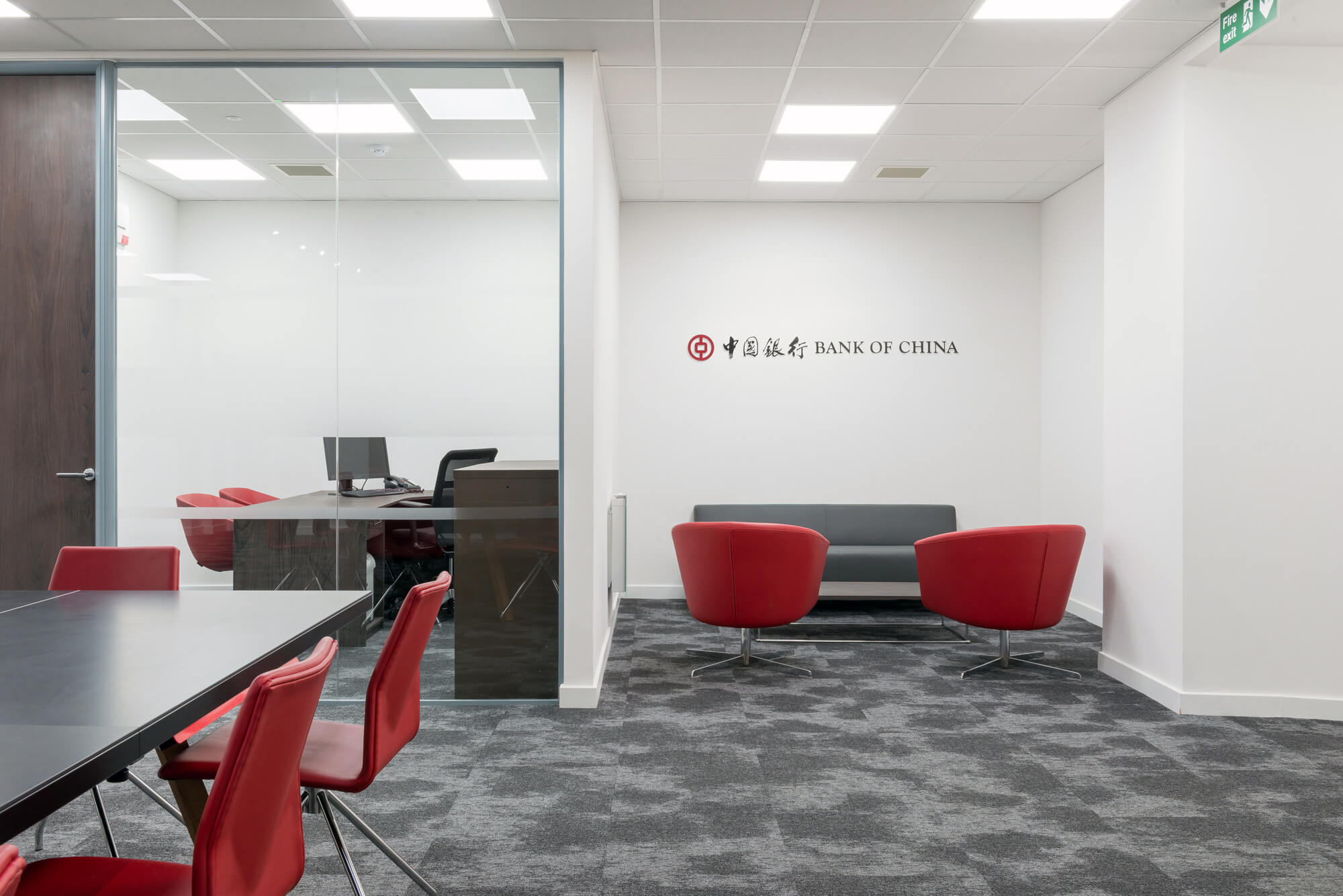 Aura Consulting Project: Bank of China Glasgow - 02