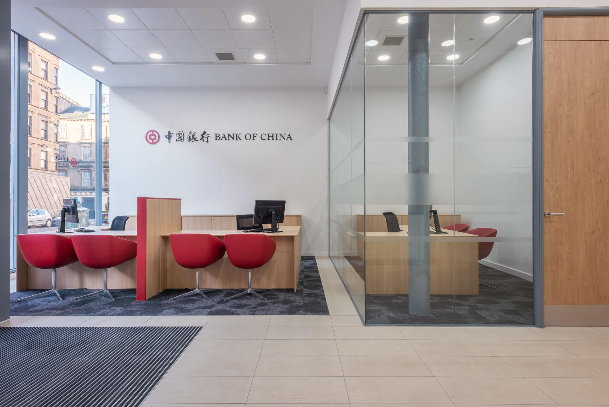 Aura Consulting Project: Bank of China Glasgow - 03