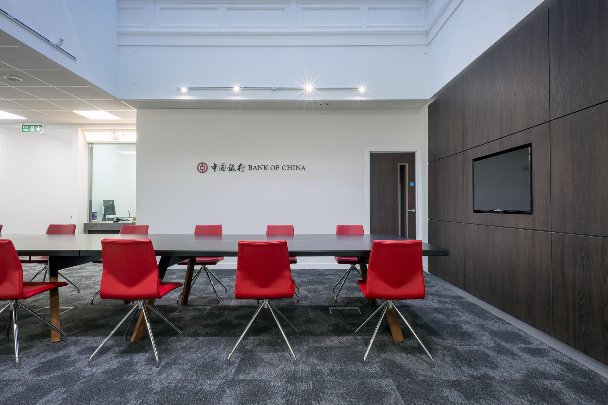 Aura Consulting Project: Bank of China Glasgow - 06