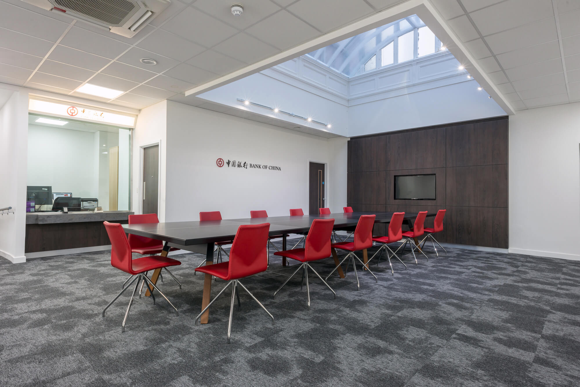 Aura Consulting Project: Bank of China Glasgow - 08