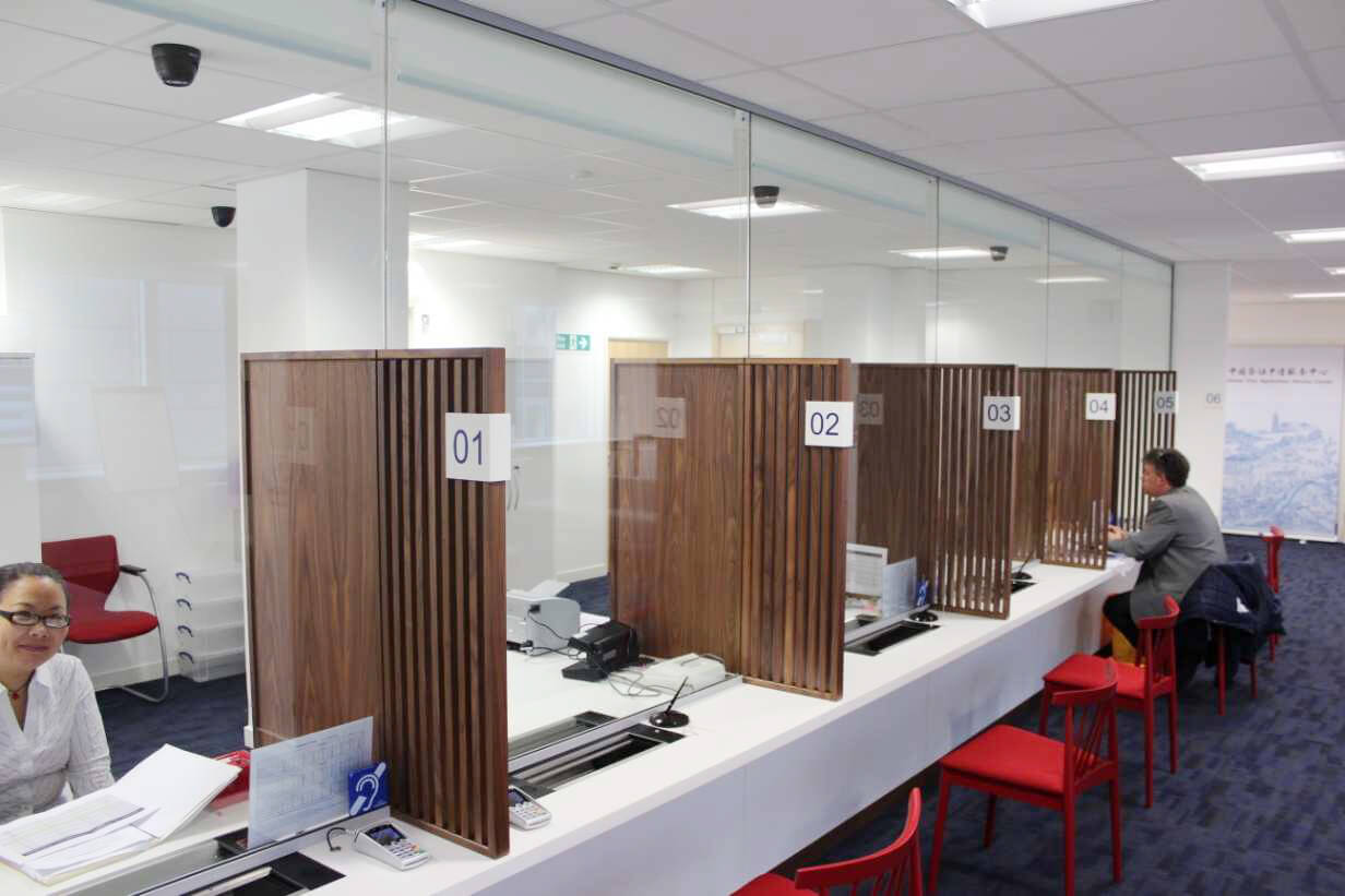 Aura Consulting Project - Chinese Visa Centre Edinburgh - 003
