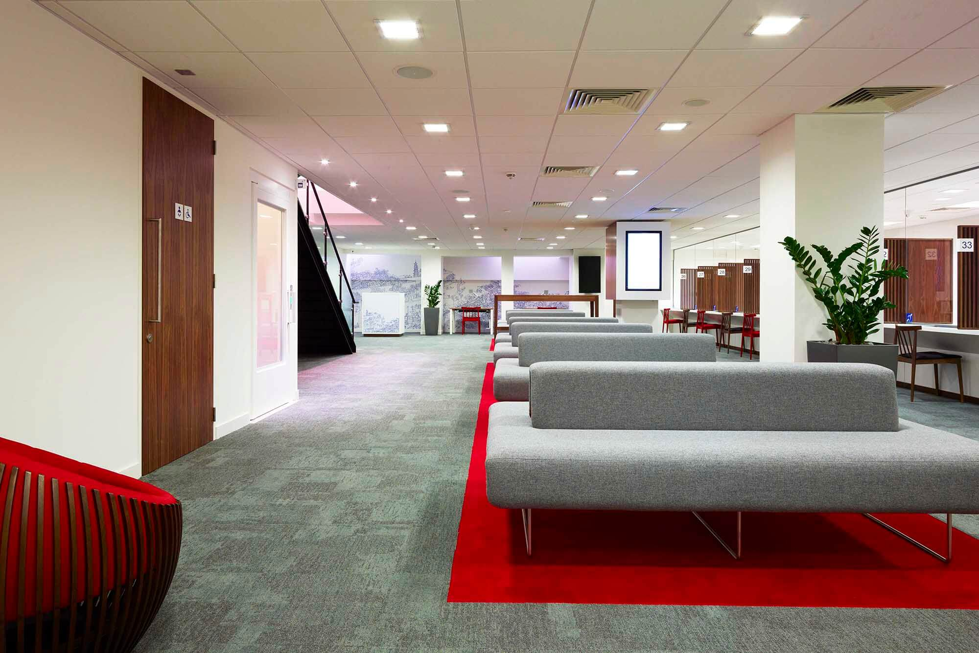 Aura Consulting Project - Chinese Visa Centre London - 008