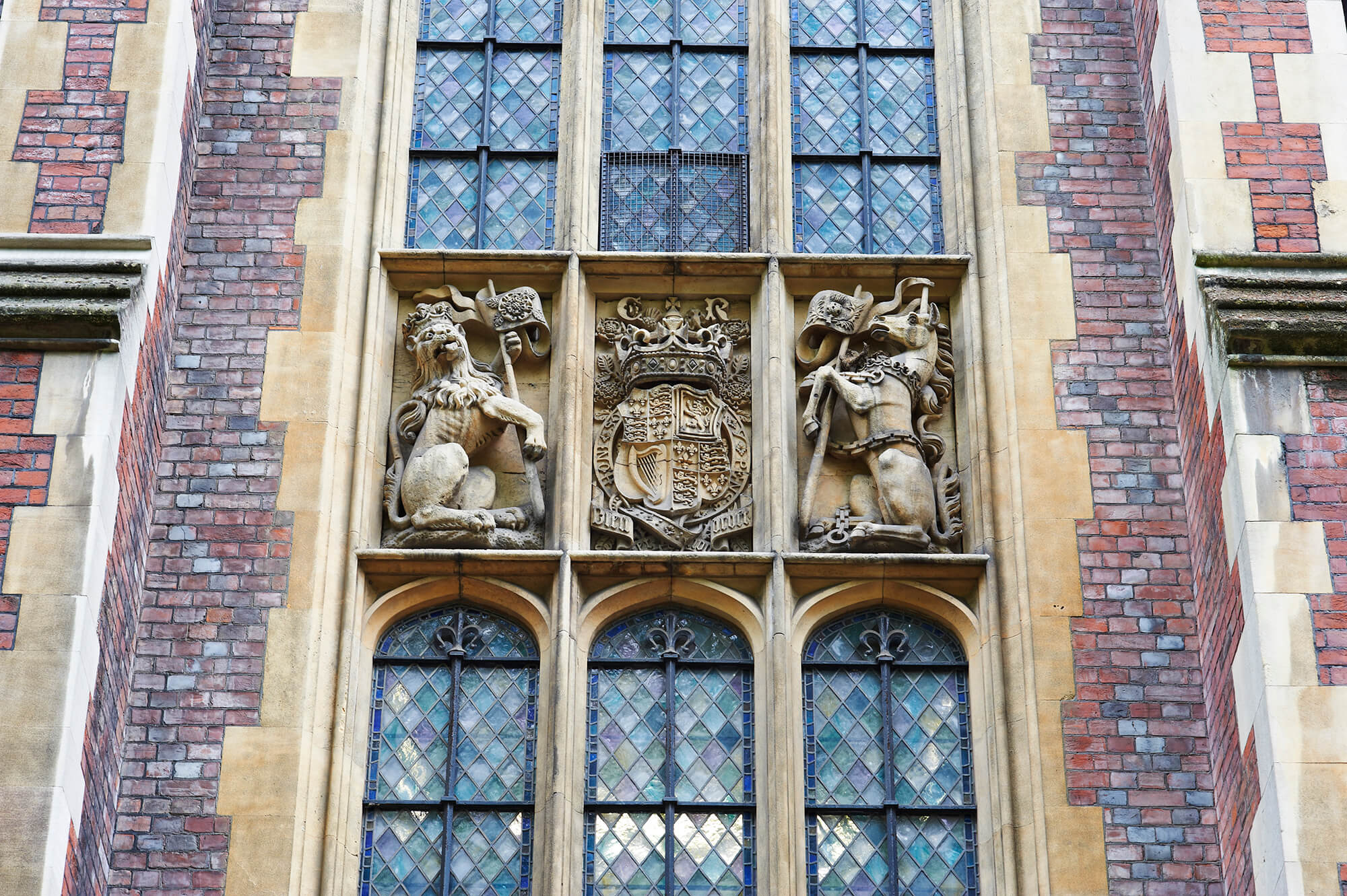 Aura Consulting Project - The Honourable Society of Lincoln's Inn - Ornate Window