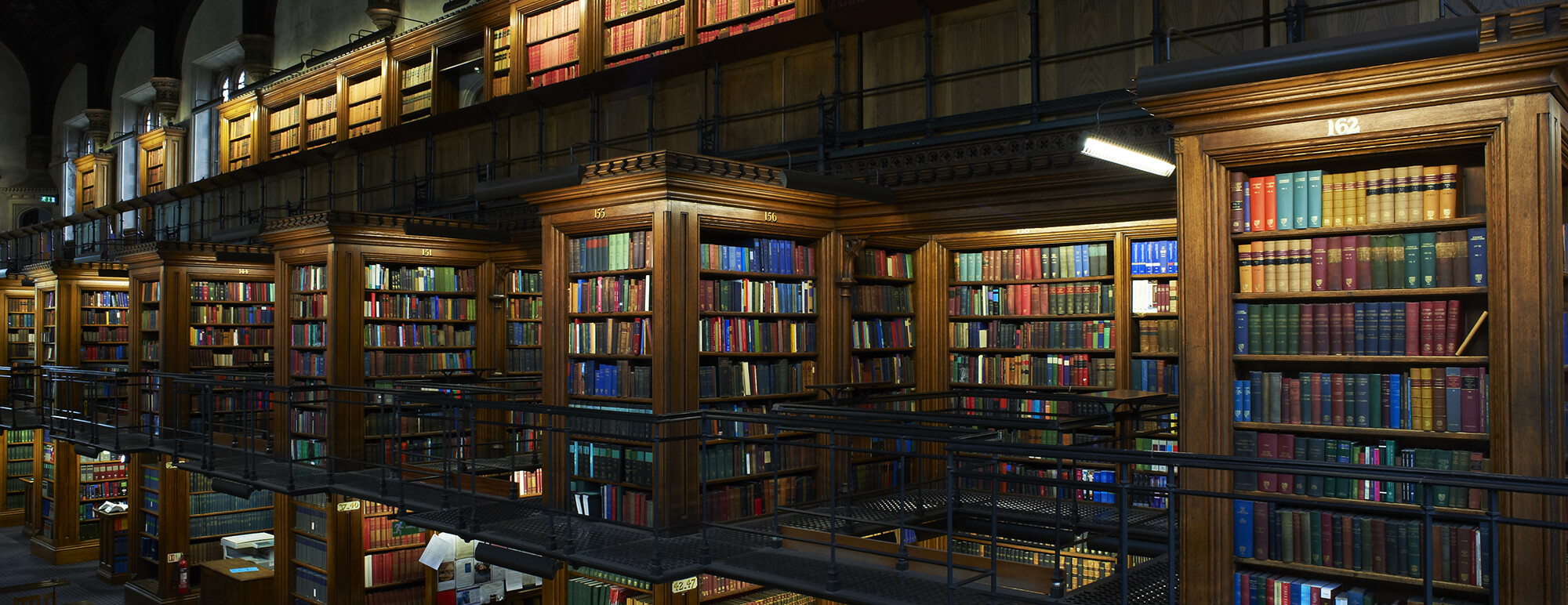Aura Consulting Project - The Honourable Society of Lincoln's Inn - Library - 5