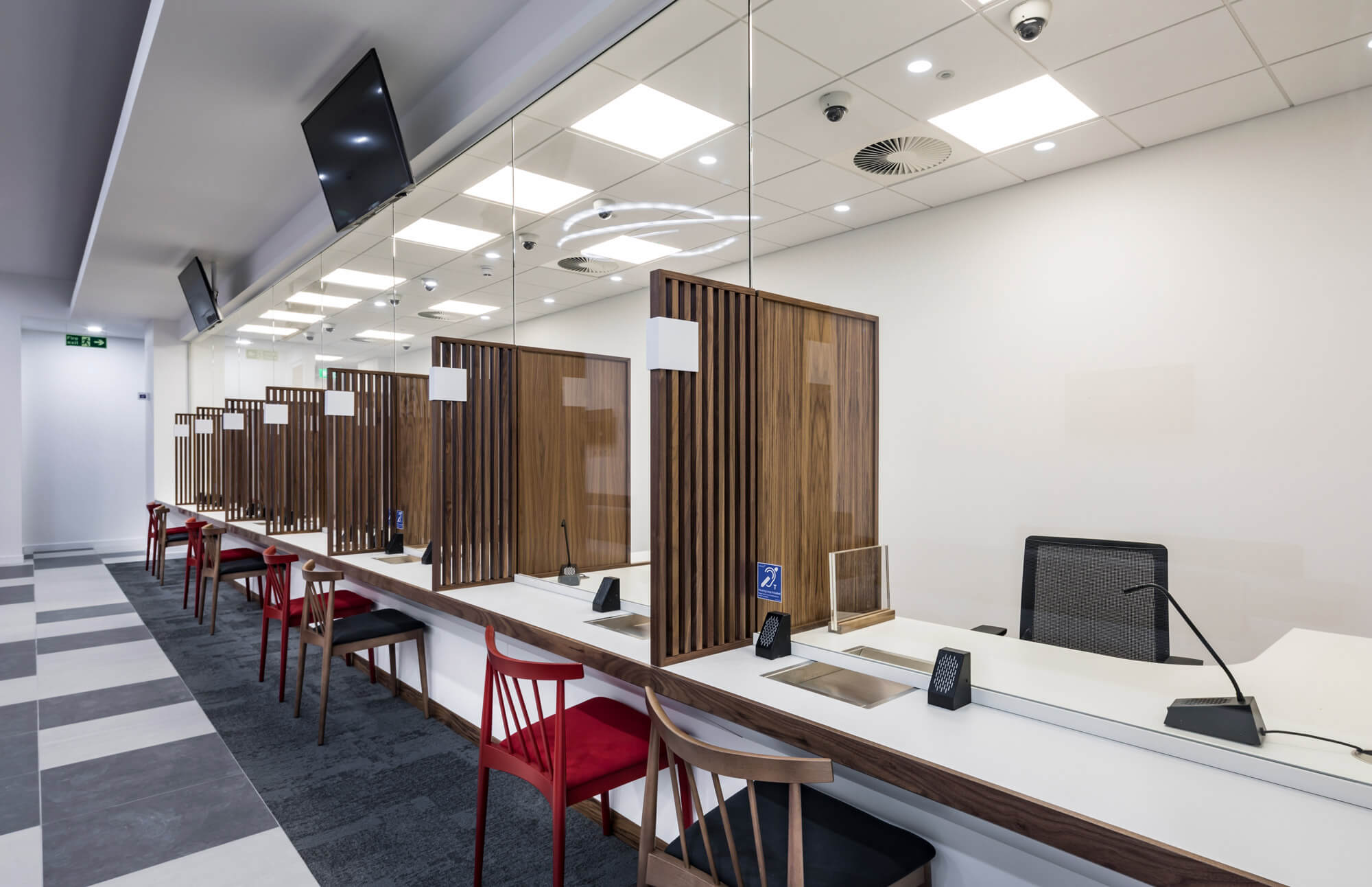 Aura Consulting Project: Bank of China Manchester - 004